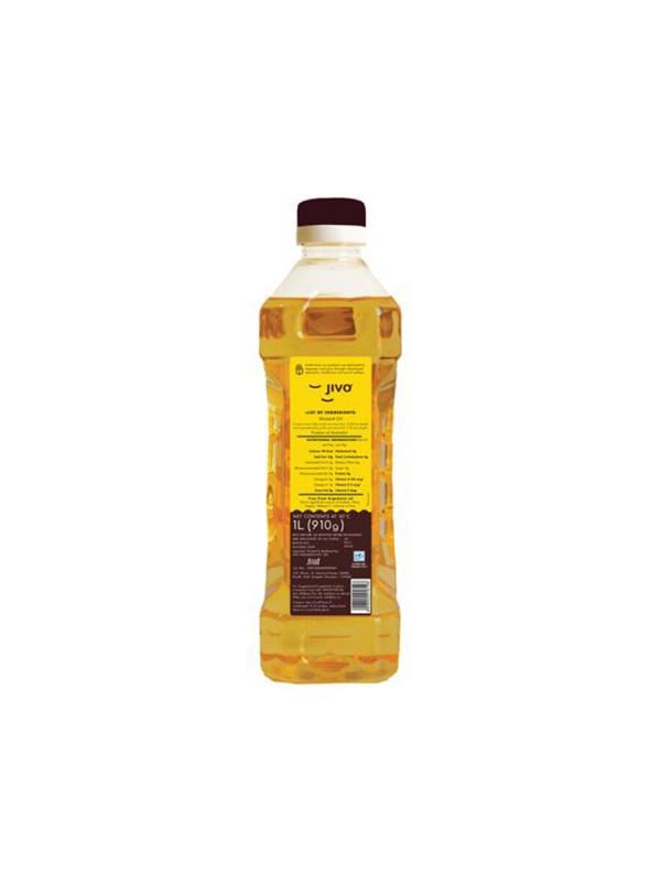 Jivo Kachi Ghani Mustard Oil 1L