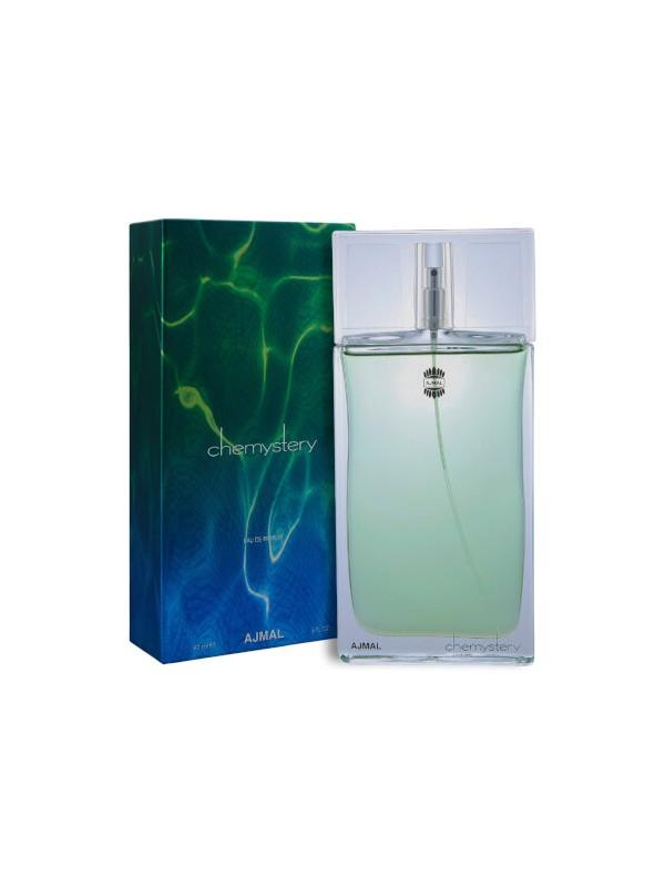 Ajmal Chemystery Edp 90ml Woody Perfume for Men