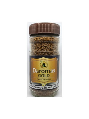 D'Aromas Gold Freeze Dried Coffee 100gm Bottle
