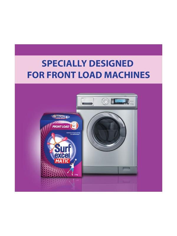 Surf Excel Matic Front Load Detergent 2kg
