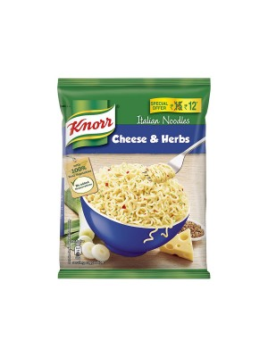 Knorr Italian Cheese and Herbs Noodle 68gm