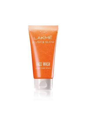 Lakme Peach Cream Facewash 50gm