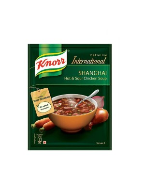 Knorr Soup Hot and Sour Chicken Pouch 38gm