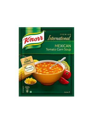 Knorr Mexican Tomato Corn International Soup 52gm