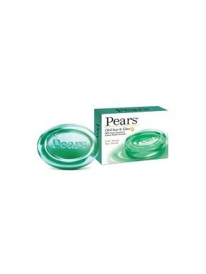 Pears Oil Clear & Glow Soap Bar 75 gm