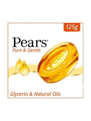 Pears Pure and Gentle Soap Bar125 gm