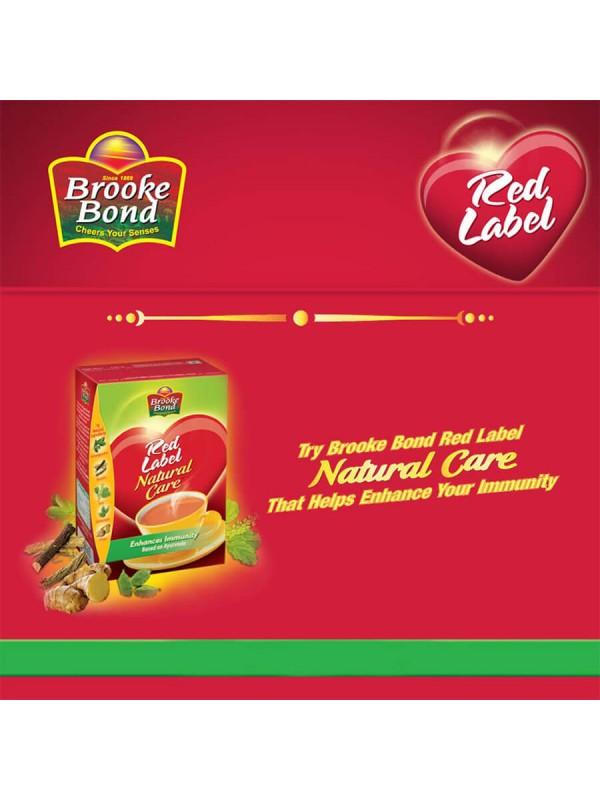 Red Label Tea Box (250 gm)