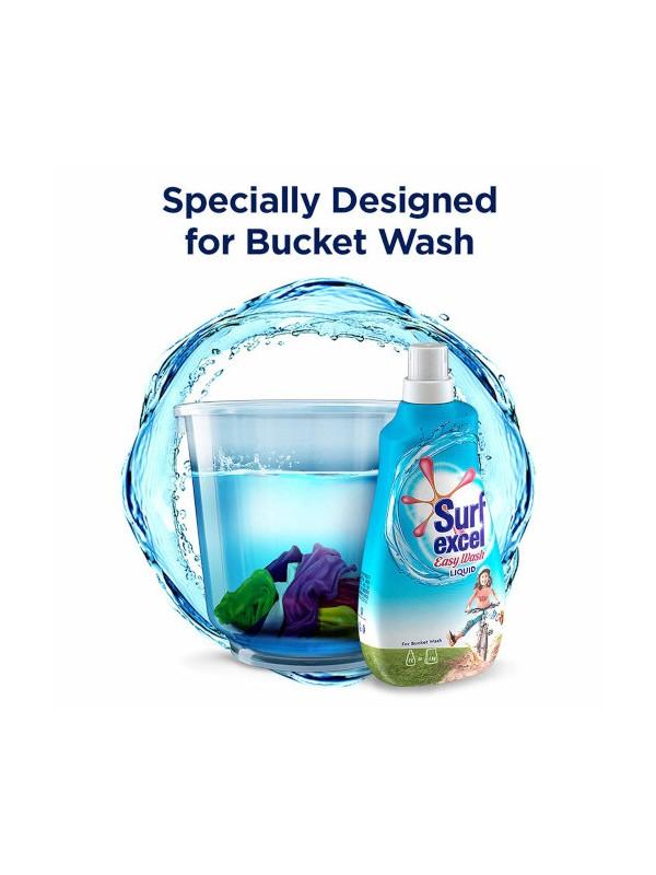 Surf Excel Easy Wash Detergent Liquid 500ml