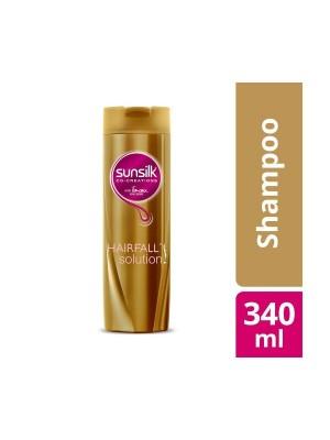 Sunsilk Hairfall Solution Shampoo 340ml