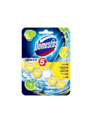 Domestos Rim Block 5 Lime - 55 Gm