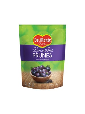 Del Monte Pitted Prunes 340 gm