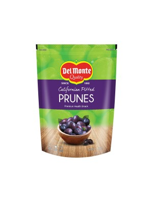 Del Monte Pitted Prunes 210 gm