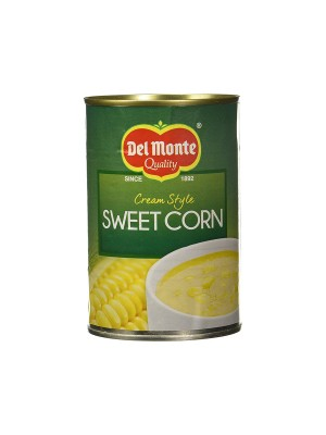 Del Monte Cream Style Corn 425 gm