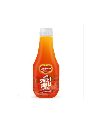 Del Monte Zingo Chilli Garlic Squeezy 320 gm