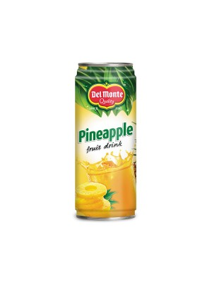 Del Monte Pineapple Can 240 ml