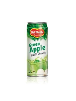Del Monte Green Apple Can 240 ml