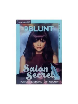 Bblunt Salon Secret Wine Hair Color - 20 gm