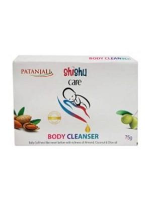 Patanjali Shishu Care Body Cleanser (75 gm)