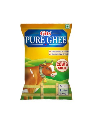 Gits Pure Cow Ghee 1L