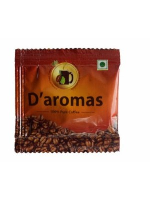 D'Aromas Pure Coffee 1.5 gm Sachet Pack of 80
