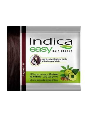Indica Easy Mini Hair Color Burgundy (18 ml)