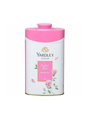 Yardley London English Rose Talc For Women - 100 gm