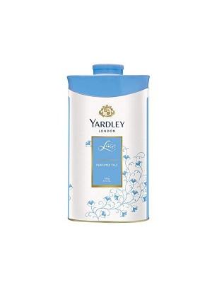 Yardley London Lace Talc For Women - 100 gm