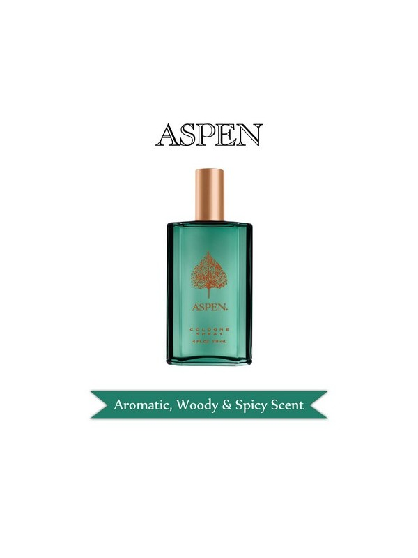 Aspen Men Eau De Cologne 118 ml