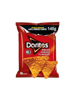 Doritos Nacho Cheese 140 gm
