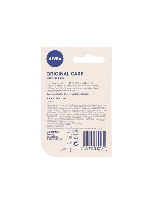 Nivea Lip Balm Essential Care