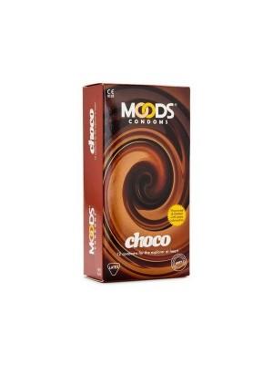 Moods Condoms - Choco 12'S