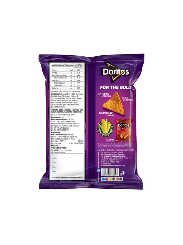 Doritos Sweet Chilli 140 gm