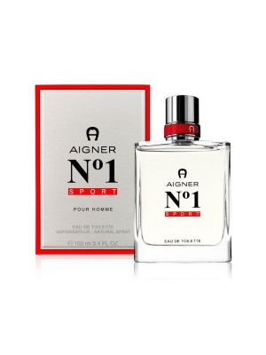Aigner No1 Sport Eau De Toilette 100 ml