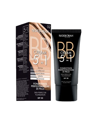 Deborah Milano Bb Cream Foundation - 04 Apricot