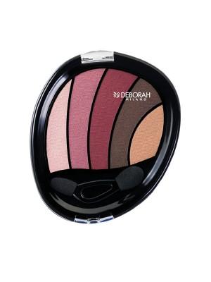 Deborah Milano Perfect Smokey Eye Palette - 02 Rose
