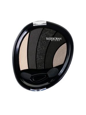 Deborah Milano Perfect Smokey Eye Palette - 03 Black Smokey