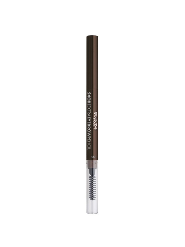 Deborah Milano 24Ore Extra Eyebrow Pencil 03- Dark