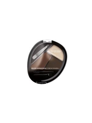 Deborah Milano Eyebrow Perfect Kit - 02 Brunette