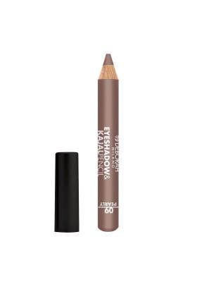Deborah Milano Eyeshadow&Kajal Pencil - 09 Pearly Gold