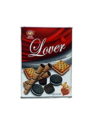 Bellie Lover Assorted Cookies 600 gm
