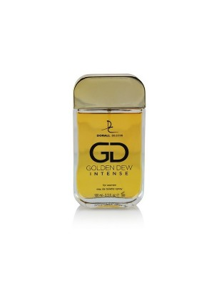 Dorall Collection Golden Dew Intense Eau De Toilette For Women 100 ml