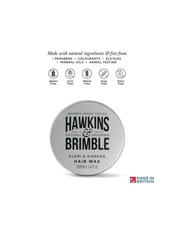 Hawkins /& Brimble Molding Hair Wax 100 mL