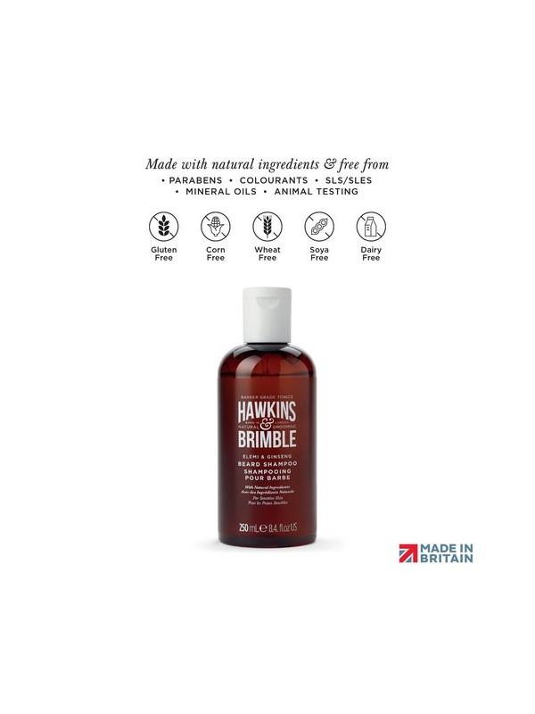 Hawkins & Brimble Beard Shampoo 250 ml