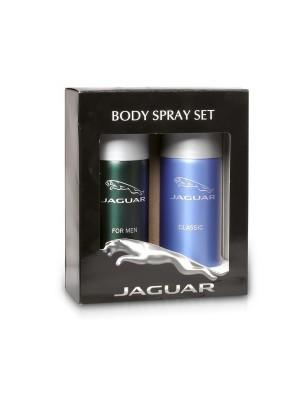 Jaguar Classic + For Men Deo Combo Set - Pack of 2 For Men