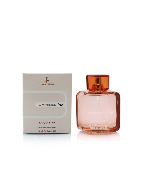Dorall Collection Damsel Exquisite Eau De Toilette For Women 100 ml
