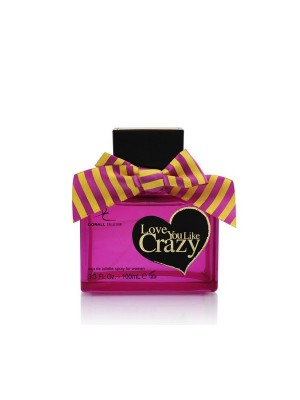 Dorall Collection Love You Like Crazy Eau De Toilette For Women 100 ml