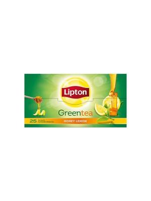 Lipton Green Honey Lemon Tea 25 bags