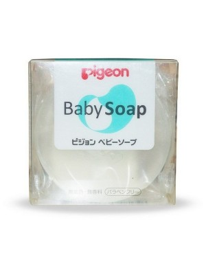 Pigeon Baby Transparent Soap Without Case 90 gm