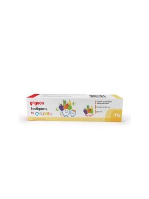 Pigeon Children Toothpaste, Fruit Punch, 45 gm