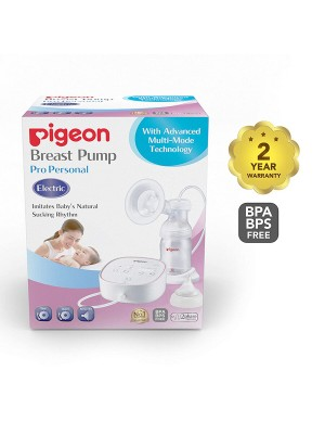 Pigeon Breast Pump Pro Personal Nx - Electric (Translucent)